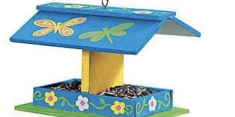 Build a Bird feeder for Earth Day tickets