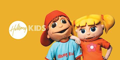 Hillsong Madrid Kids (Sala 2) - 18/04/2021 entradas