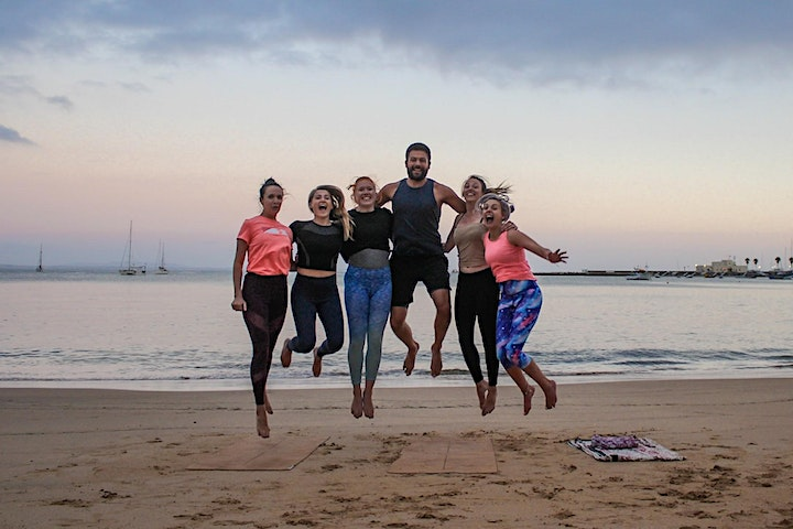 5 Days AcroYoga Retreat in Alicante, Spain (May 2021) image