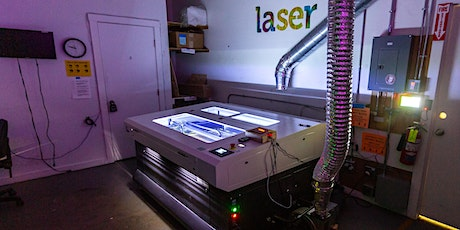 Lasers from Design to Cutting - May 2021 tickets