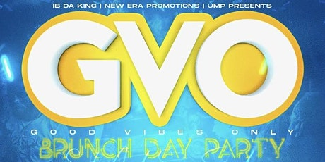 GVO Brunch/ Day Party tickets