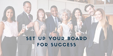 Nonprofit Board Development: Governance, Roles and Responsibilities tickets