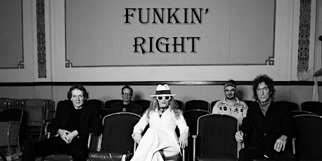 """Laura Hlavac's """"Funkin Right"""" Debut Concert  In Person Event/Live Stream tickets"""