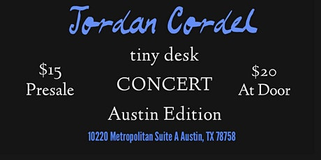 tiny desk CONCERT Austin Edition tickets