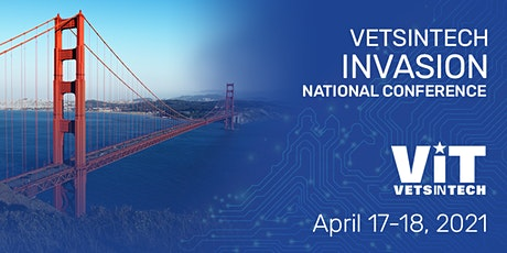 The VetsinTech Invasion  National Conference 2021!! (Virtual) tickets