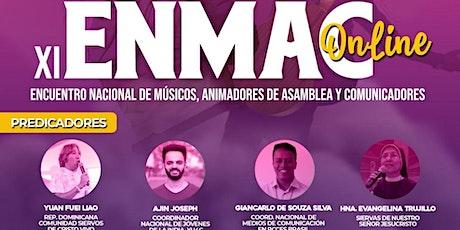 Encuentro Nacional de  Músicos, Animadores de Asamblea y Comunicadores entradas