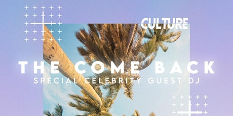 Culture Presents - The Come Back tickets