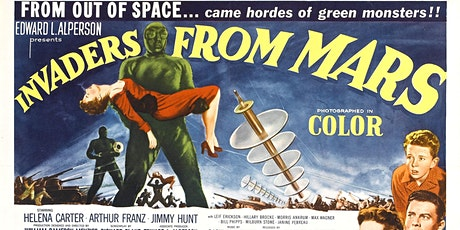 Cold War SciFy Film Series:  Invaders From Mars tickets