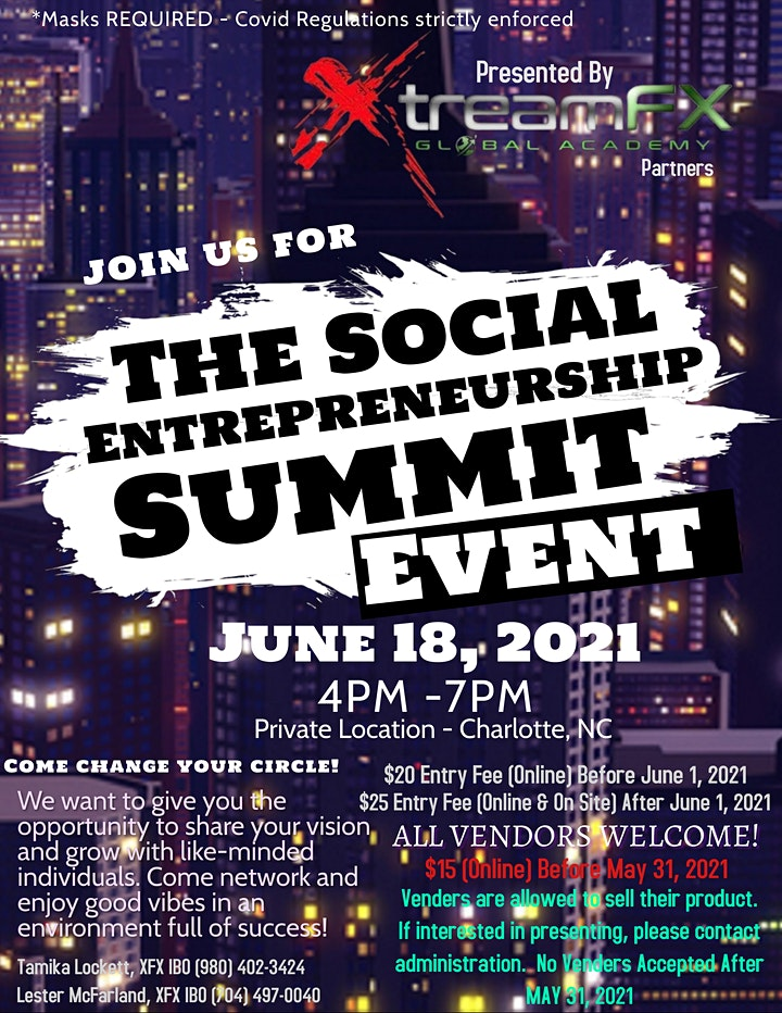 The Xtream Entrepreneur Summit image