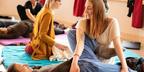 Aufbaukurs Thai-Massage tickets