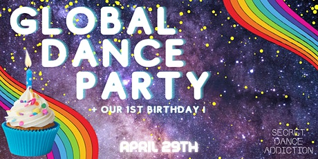 International Dance Day + Our Birthday Party! with Secret Dance Addiction tickets