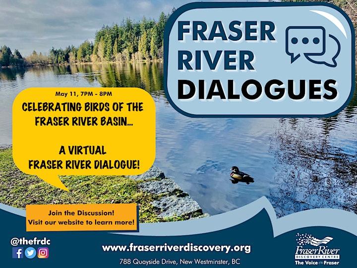 Celebrating Birds of the Fraser Basin - A Virtual Fraser River Dialogue image