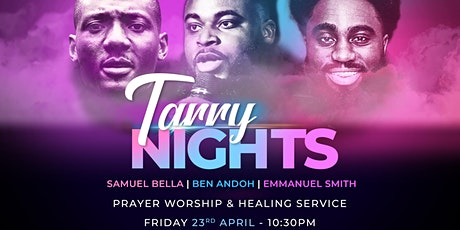 Ahava Experience Tarry Night Worship & Prayer Vigil tickets