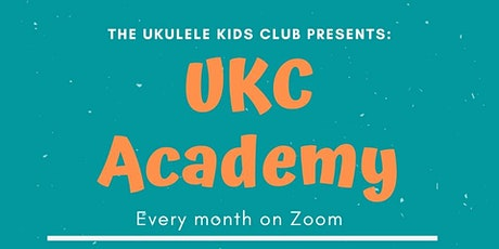 UKC Academy: Arpeggio Meditations for Ukulele with Daniel Ward tickets