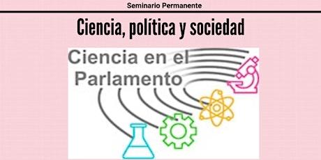 Seminario NIAIÁ: Ciencia, política y sociedad entradas