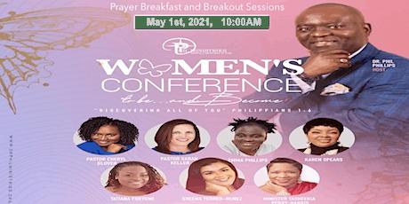 Women's Conference Prayer Breakfast tickets
