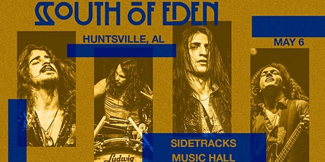 South Of Eden at Sidetracks Music Hall tickets