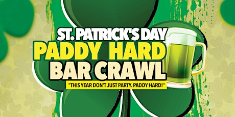 Chicago's Best Paddy's Day Bar Crawl in Division Street on Sat, March 12 tickets