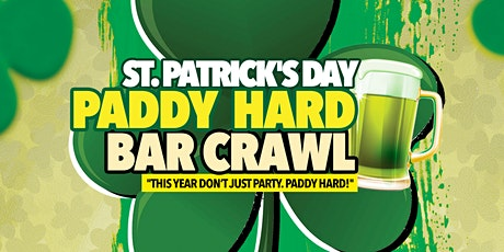 Chicago's Best St. Patrick's Day Bar Crawl in Lincoln Park on Sat, March 12 tickets