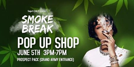Sage & Chill Presents: Smoke Break tickets
