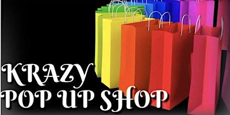 Krazy Pop-Up Shop tickets