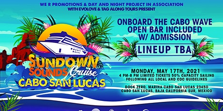 Sundown sounds cruise Cabo San Lucas entradas
