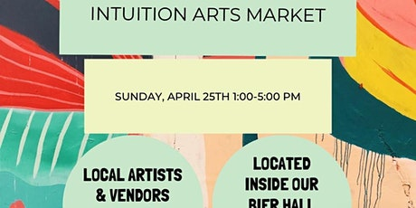 Intuition Arts Market tickets