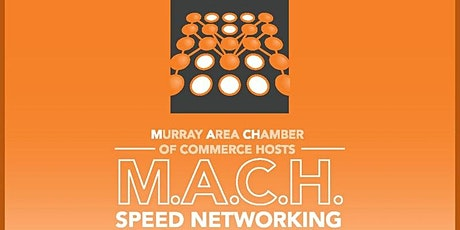 MACH Speed Networking tickets