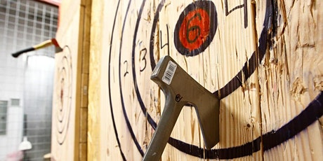 Outdoor Axe Throwing in Elk Grove at a Winery! tickets
