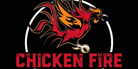 1st EVER Chicken Fire Heat Challenge Competition tickets