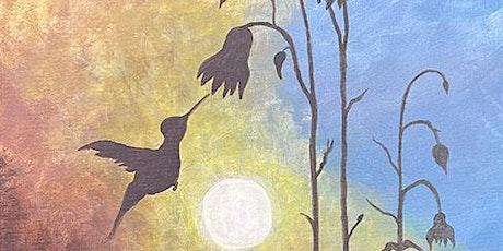 "''Hummingbird Dusk"" (Online) tickets"