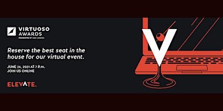 2021 Virtuoso Awards Celebration tickets