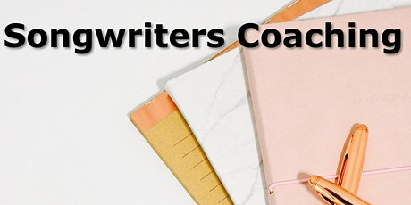 Six Week Songwriting Coaching tickets