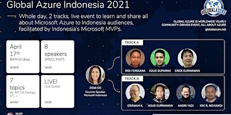 Global Azure 2021 Indonesia tickets