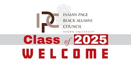 Brown Class of 2025 Meet, Greet + Alumni Q&A #3 tickets