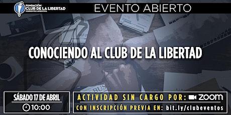 CLUB DE LIBERTAD - CONOCIENDO AL CLUB entradas