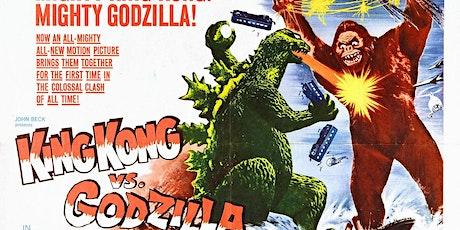 Cold War SciFy Film Series:  King Kong vs Godzilla tickets