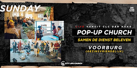 Pop-Up Church Voorburg - zo. 18 april tickets