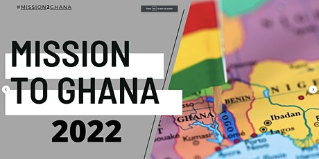 Mission to Ghana tickets