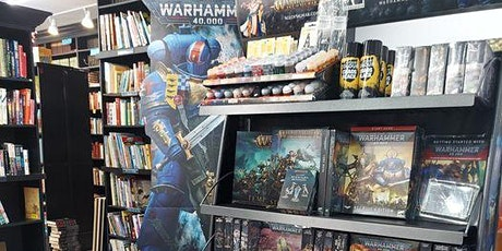 What Is Tabletop Gaming? (Bookshop Lecture Series) w/ Remote Viewing Option tickets