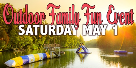 Family Outdoor Event 3pm - 7pm - Box Lunch - Swimming - Hiking - Putt-Putt tickets