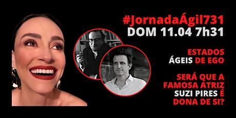 #JornadaÁgil731 #61 ESTADOS ÁGEIS DE EGO ingressos