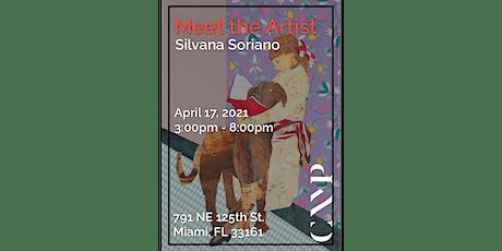 """Meet the Artist: Silvana Soriano on """"Ipsis Litteris"""" tickets"""