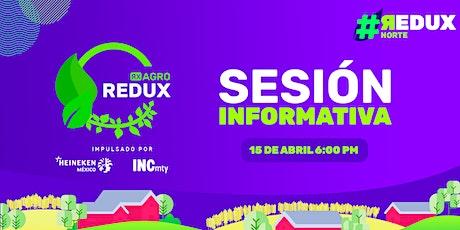REDUX Agro: Sesión Informativa boletos