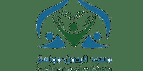 Montag Tarawih für Brüder tickets