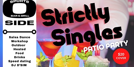 Strictly Singles Patio Party tickets