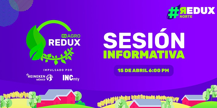 Imagen de REDUX Agro: Sesión Informativa