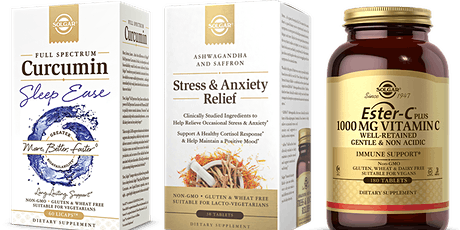 Breaking the Stress Cycle - Consumer Demo - Park Natural Foods (NY) tickets