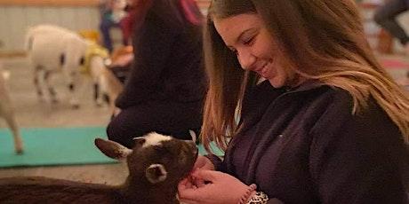 Benton Farm Goat Yoga tickets
