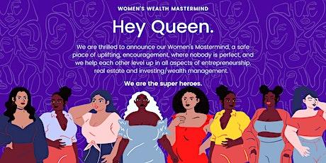 Hey Queen: Women's Mastermind for Entrepreneurship billets